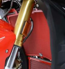 Ducati Panigale V4, V4S and Speciale Red R&G Radiator & Oil Cooler Guard Kit