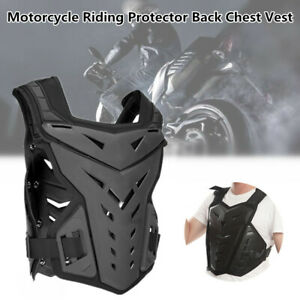 Motorcycle Riding Protective Equip Back Chest Vest Guard Body Racing Drop Proof