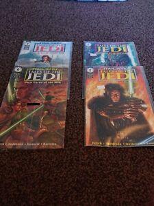 4 Star Wars Tales Of The Jedi Dark Lords Of The Sith Comics