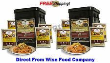 "Two Wise Food Company 52 Servings Emergency Food Supply ""Prepper Pack"""