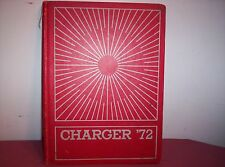 1972 CHARGER Wright Junior High School yearbook - Nashville, Tennessee