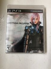 PS3 Lightning Returns: Final Fantasy XIII Sony Playstation 3- BRAND NEW & SEALED