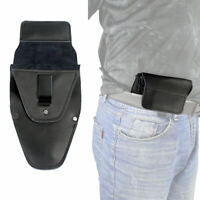 Leather Concealed Carry Gun Holster IWB Holster for Small and Medium Handgun