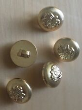 Silver ball buttons concealed shank plastic 13mm cardigan jacket sewing craft