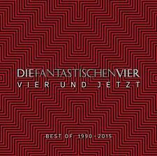 Die Fantastischen Vier - 's als Best Of-Edition vom Columbia-Musik-CD