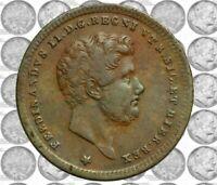 Italia - Regno delle Due Sicilie - Ferdinando II di Borbone - 2 tornesi 1843