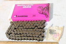 NEW! Diamond 530 Standard Harley Davidson Rear Drive Chain 112 Links #XMC-1548-M