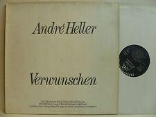 LP, André Heller, Verwunschen, Mandragora 1980