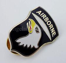US Army AIRBORNE Cap Hat Lapel Pin Badge