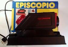Episcopio Art Enlarger/Projector Navir Made Italy Original Box Vtg Rare Vhtf 60s