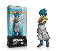 2019 SDCC FIGPIN GOGETA BLUE #203 DRAGON BALL SUPER 1000 PCS COMIC CON EXCLUSIVE