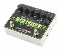 Electro Harmonix Deluxe Bass Big Muff Pi x  Basso ELETTRICO PEDALE EFFETTO,nuovo