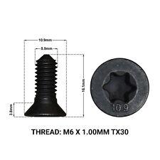SKODA SUPERB MK1 (2002>2008) 2 x FRONT BRAKE DISC RETAINING SCREWS DRS1667E