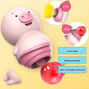 Electric Sucking Nipple Sucker Cup Breast Massager Pump Breast Enlarge Vibrator