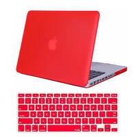 "Rubberized Matte Hard Shell Case Cover+ Keyboard Skin For MacBook PRO 13"" A1278"
