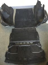 ROLLS ROYCE GHOST REAR LUGGAGE BOOT TRUNK CARPET SET
