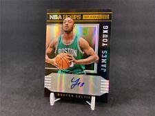 2014-15 PANINI NBA HOOPS JAMES YOUNG HOT SIGNATURES ROOKIE AUTO CELTICS