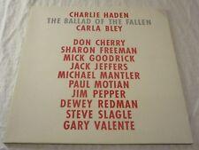 Charlie Haden - The Ballad of the Fallen - FOC Vinyl LP Album