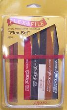 Albion Legierungen 550 - Flex I Datei #550 Flex-Set' Komplettes Verarbeitung
