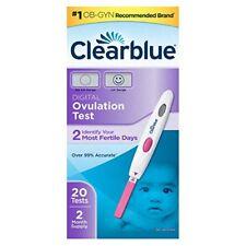 Test De Ovulación Digital Prueba Precisa Rápido Anticonceptivo Clearblue