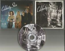 Courtney love HOLE Celebrity Skin PROMO DJ CD single to Melissa Auf Der Maur