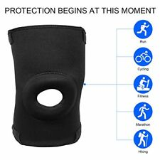 5XL Plus Size Knee Brace Compression Sleeve Design for Large Leg Support Running