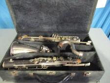 Noblet Paris Wood Bass Clarinet