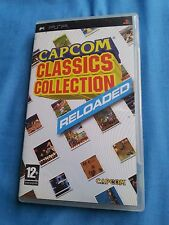 JUEGO DE PSP CAPCOM CLASSICS COLLECTION RELOADED ORIGINAL