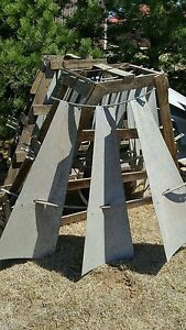 Dempster windmill 12 foot wheel section