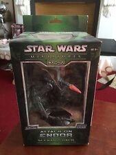 Star Wars: miniaturas: at-st De Ataque A Endor escenario Pack