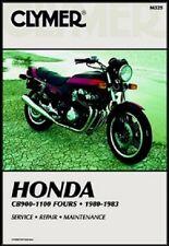 CLYMER SERVICE MANUAL HONDA CB900C & CB900F 1980-1982, CB1000C & CB1100F 1983