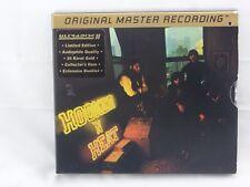 Canned Heat & John Lee Hooker: hooker 'N heat [MFSL Gold, 2-CD set; promo new ]