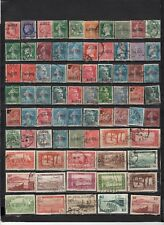 France - Algeria  Lot Of Early Used Stamps (FRA1c)