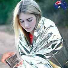 Rescue Blanket Waterproof Emergency Survival Aid Foil Thermal Folding OCUCO 1319