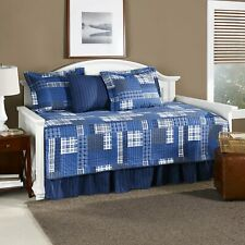 * NEW * Eddie Bauer Eastmont 5-Piece Quilted Daybed Set (Twin) (Kayleigh & Co.)