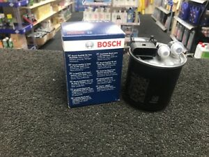 MERCEDES SPRINTER VIANO CDi DIESEL FUEL FILTER WITH ELECTRIC CONNECTOR