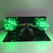 Anime Dragon Ball Z Piccolo Creative lamp Power Up Led Light Lamp Action Figure