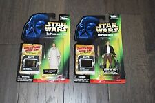 Star Wars The Power of the Force Bespin Han Solo Moc with Bonus Mon Mothma