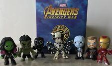 Funko Marvel Avengers Infinity War Mystery Minis Bobble Head Vinyl Figures