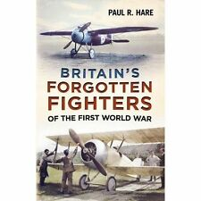 Britain's Forgotten Fighters of the First World War, Paul R. Hare, New Book