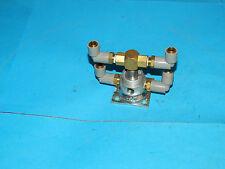 Humphrey 125A valve w/ Fabco 18-SV shuttle valve 18SV