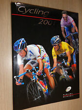 MAXI PHOTO BOOK LIBRO CYCLING 2001 ROBERTO BETTINI
