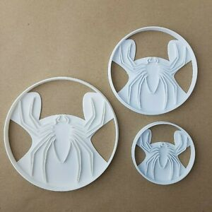 Spider Halloween Animal Shape Cookie Cutter Dough Biscuit Pastry Fondant Stamp