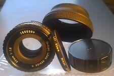 Nikon Lens Series E 50mm 1 1,8 Ø52 Nikon AI-S + Zubehörpaket