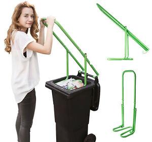 UPP Müllpresse Papierpresse Abfallpresse Müllverdichter Mülltonnen Garten Presse