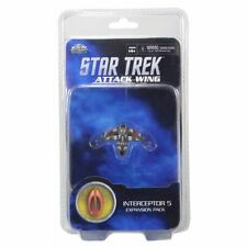 Star Trek Attack Wing Bajoran Interceptor 5