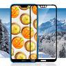 Für Huawei P20 Lite/Nova 3e Displayschutzfolie Full Cover Gehärtetem Glas Film