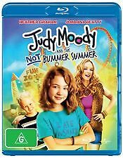 JUDY MOODY AND THE NOT SO BUMMER SUMMER - BRAND NEW & SEALED BLU RAY