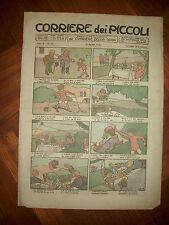 GIORNALE - CORRIERE DEI PICCOLI - ANNO:X - N.33 - 18 AGOSTO:1918  (OK)