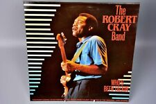 Vinyl Record LP Album: The Robert Cray Band - Who's Been Talking - West Germany
